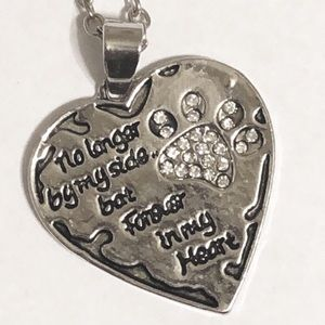 Jewelry - Forever in my Heart  Necklace